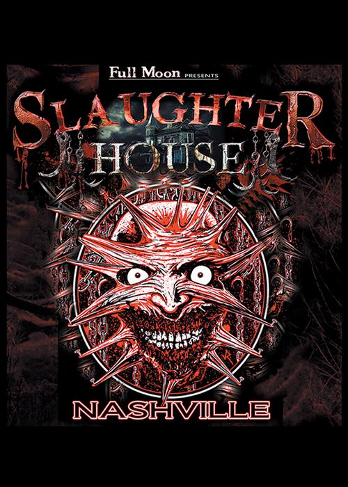 Slaughterhouse Haunted House Nashville poster