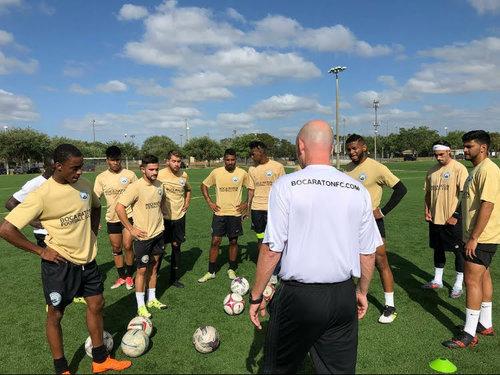 Boca Raton FC  September 2019 Tryout image