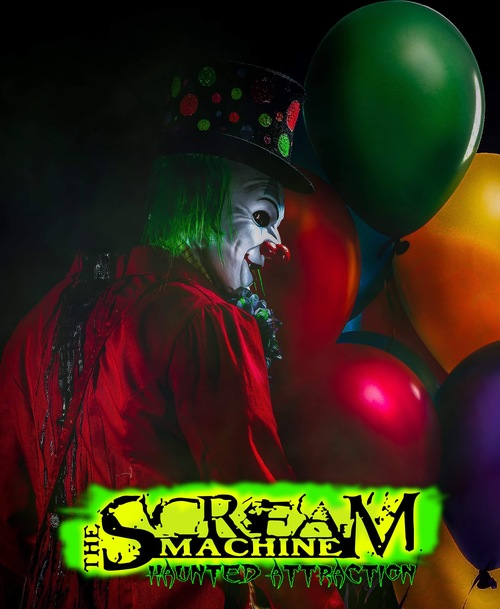 The Scream Machine 2019 poster
