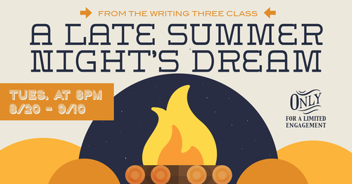 A Late Summer Night's Dream poster