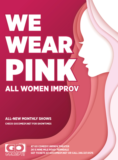 We Wear Pink poster
