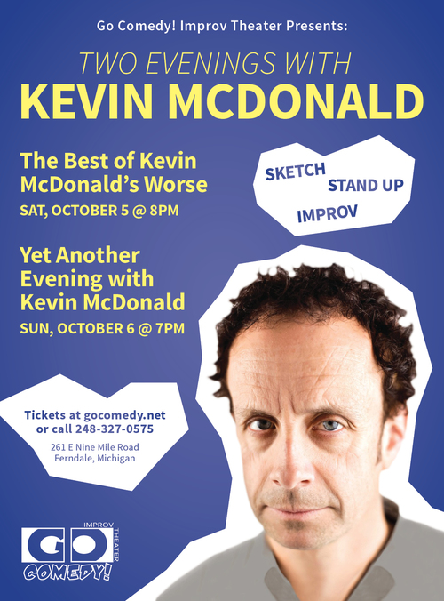The Best of Kevin McDonald's Worse poster