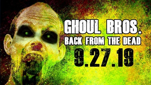 Ghoul Brothers poster