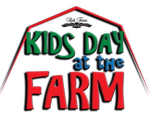 Kids Day at the Farm poster