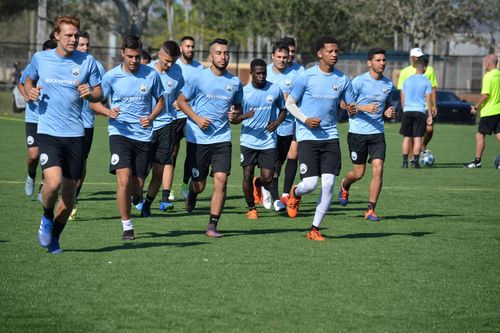Boca Raton FC October 2019 Tryout image