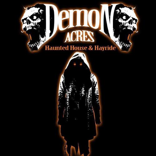 Demon Acres poster