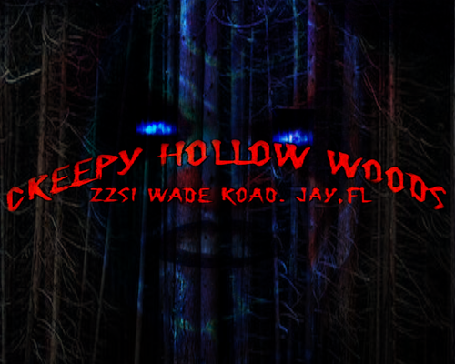 Creepy Hollow Woods *Voted top 20 in the NATION* poster