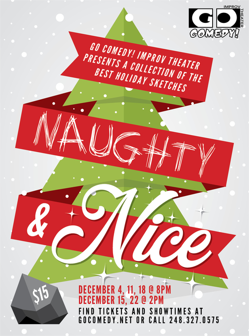 Naughty & Nice: Best of Holiday Sketch Show poster