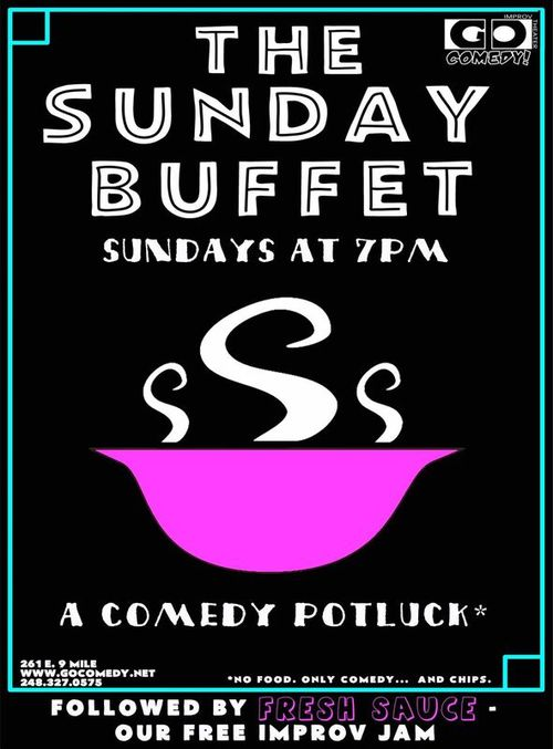 The Sunday Buffet poster