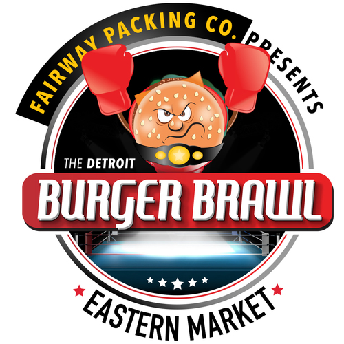BURGER BRAWL 2016 image