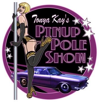 Pinuppoleshow logo