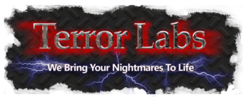 Terror Labs poster