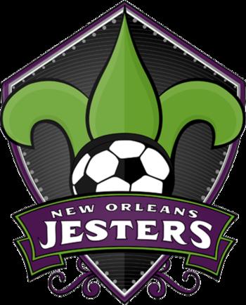 Jesters vs Pensacola FC poster