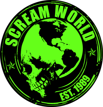 ScreamWorld 2018 poster
