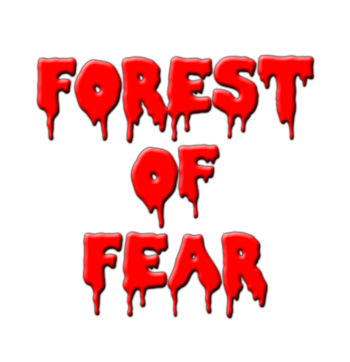 2018 Udall Forest of Fear poster