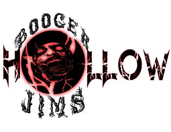 Booger jim logo glow