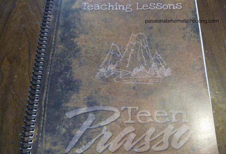 Teen Prasso Teacher Manual Cover