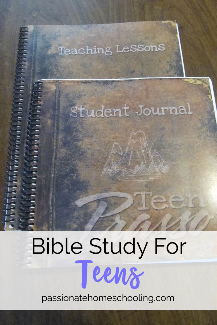 Bible Study For Teens. Teen Prasso is a favourite Bible study for my teenage kids.