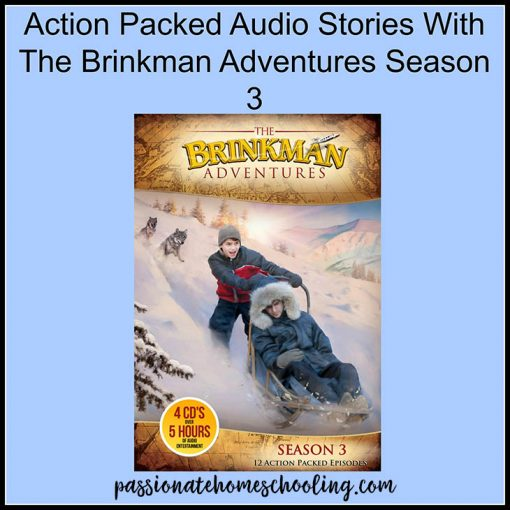 Brinkman Adventures Season 3 Review