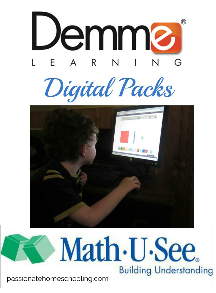 Demme Learning\'s Math-U-See Digital Packs - Review - Passionate ...