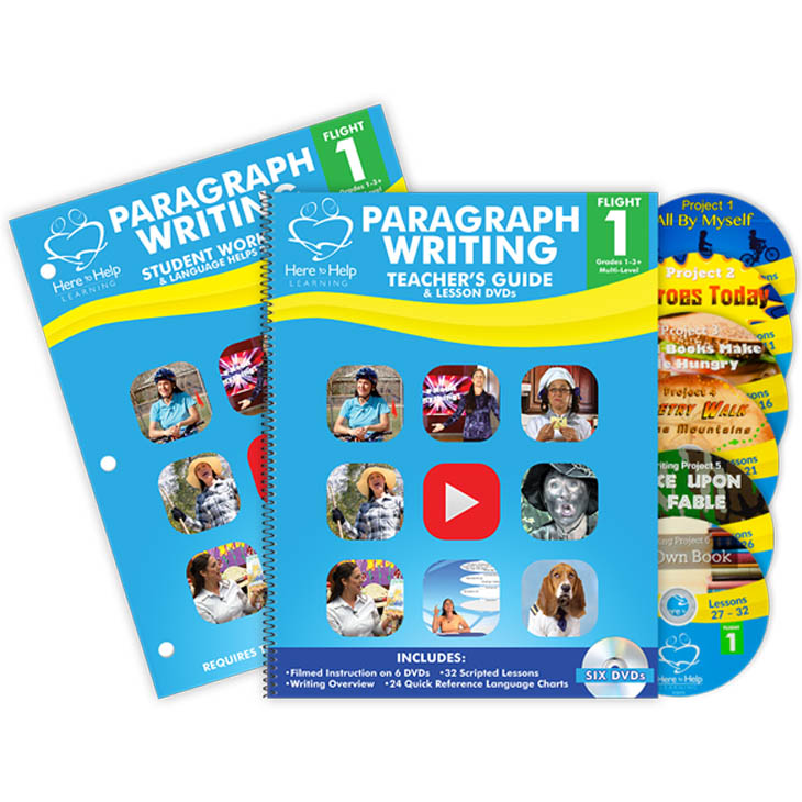 Here To Help Learning Writing Program