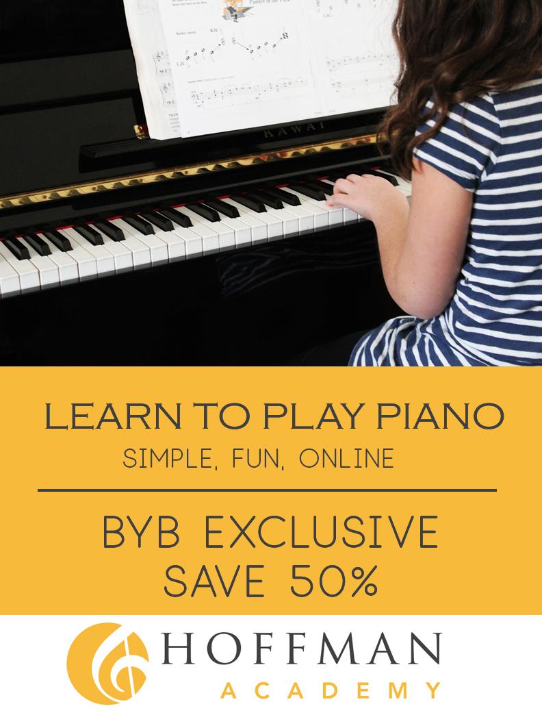 Premium Hoffman Piano Lessons