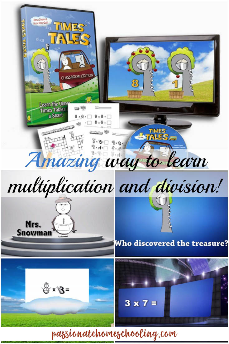 Easy way to learn multiplication tables gallery periodic table learn multiplication division the easy way with times tales fun multiplication memorization times tables some of gamestrikefo Images