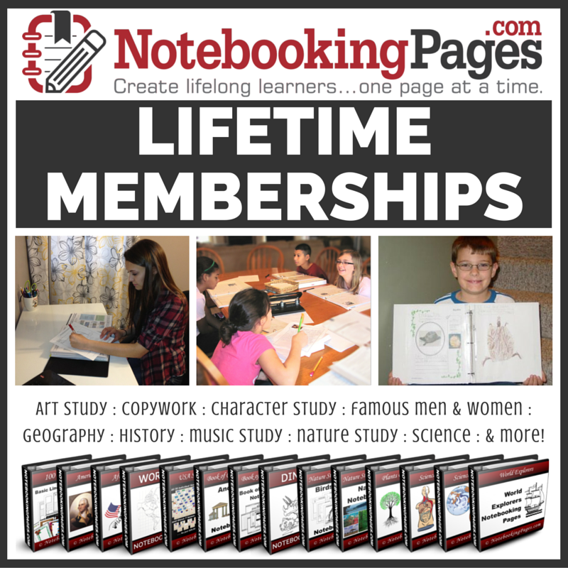 Notebooking Pages membership