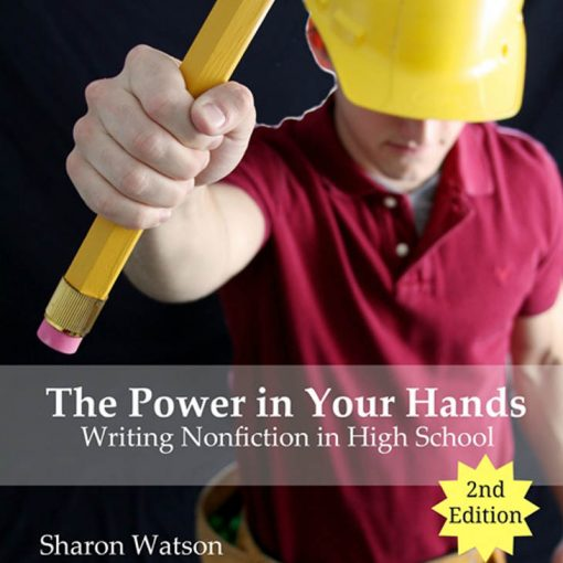 The Power In Your Hands Writing Curriculum