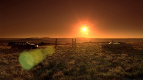 The beautiful cinematography of Breaking Bad