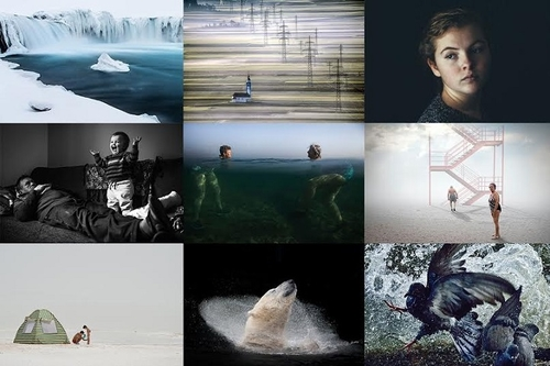 Winners of Open & Youth Sony World Photography Award 2016