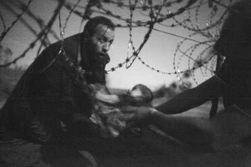 World Press Photo of the Year Award 2016