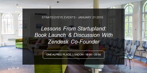 Zendesk in Strategy Eye