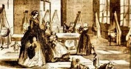 1844 : Naissance de la première crèche en France pour prévenir les risques de maltraitance...