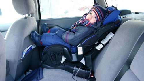 Les sièges auto pour bébé deux fois plus sales que des toilettes