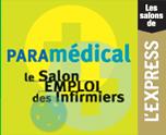 Paramédical : le salon Emploi des infirmiers