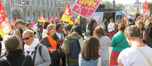 Crèches parisiennes : trois syndicats reconduisent la grève