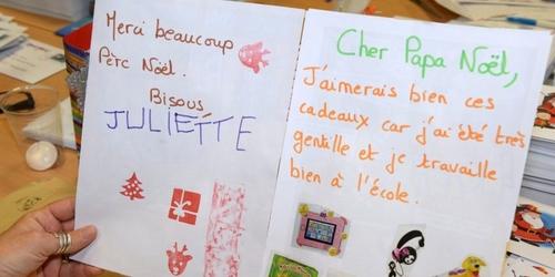 Père Noël : est-ce une bonne idée d'inciter vos enfants à lui écrire ?