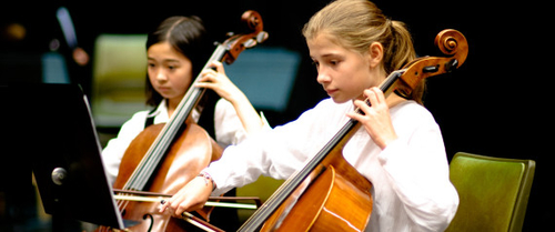 L'apprentissage de la musique chez l'enfant permettrait de réduire l'anxiété et de contrôler ses émo