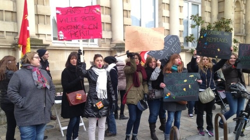 Reims : inquiétude dans les deux crèches publiques de la ville