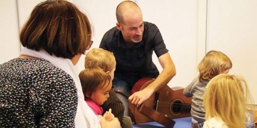 Musique pour la journée petite enfance