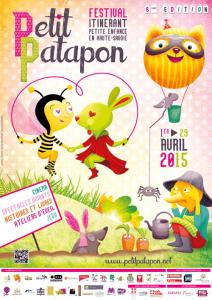 Festival Itinérant Petite Enfance : Petit Patapon