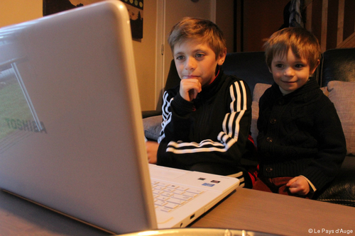 Des animations pour aider les enfants à apprivoiser les écrans
