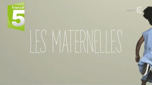 « Silence en plateau … ça tourne ! ». Coulisses du tournage de l'émission « Les maternelles ».