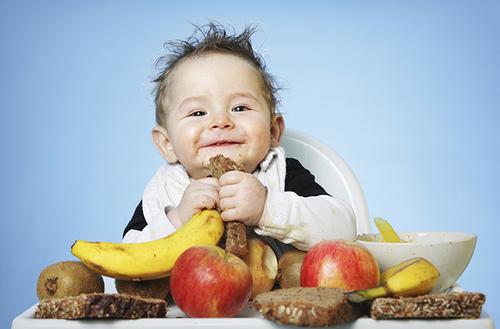 La diversification alimentaire chez l'enfant