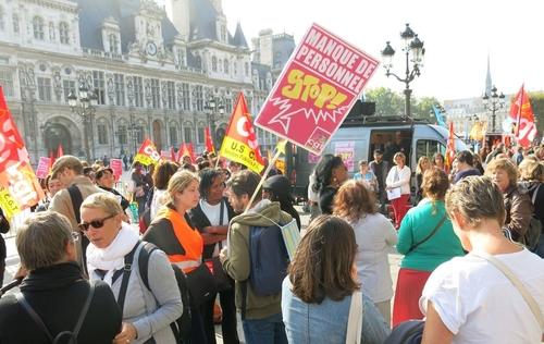 Appel à la grève jeudi dans les crèches parisiennes