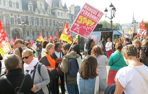 La grève dans les crèches se poursuit ce vendredi