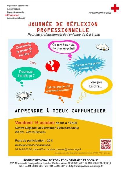 Journée de réflexion professionnelle petite enfance - Apprendre à mieux communiquer - See more at: h