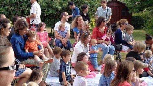 Le multi-accueil Zébulon en fête avant les vacances