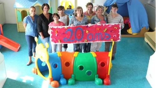 Étaples : la maison de la petite enfance vous invite pour son anniv', sympa !